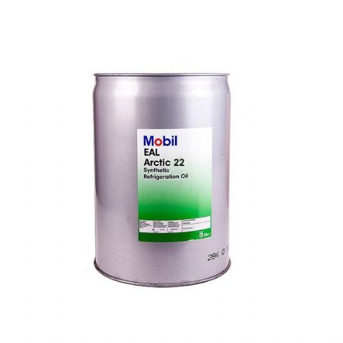 Mobil Arctic 22 EAL 22 Refrigeration Oil Lubricant 20 Litre 4 x 5 Litre Cans